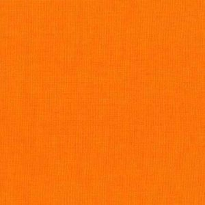 RK1839 Clementine Kona Cotton Solids